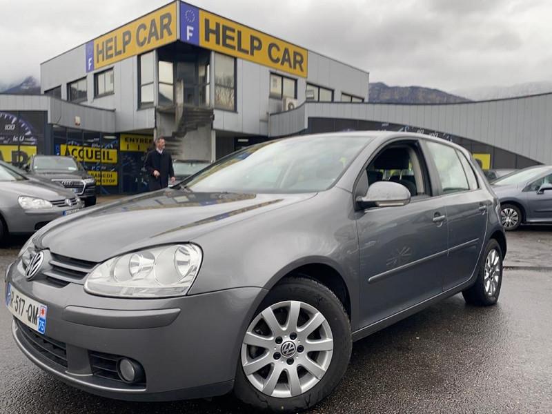 Volkswagen GOLF V 2.0 FSI 150CH SPORT 5P Essence GRIS F Occasion à vendre