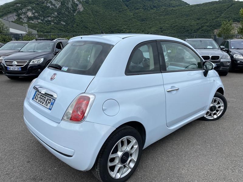 Photo 2 de l'offre de FIAT 500 1.3 MULTIJET 16V 75CH DPF POP à 5990€ chez Help car