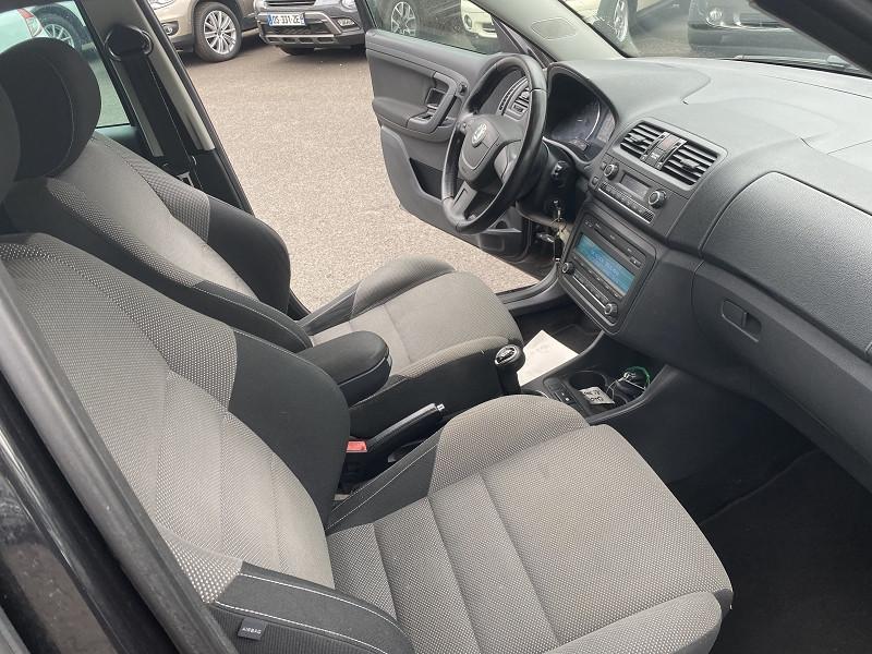 Photo 3 de l'offre de SKODA FABIA 1.6 TDI90 FAP EXPERIENCE à 5990€ chez Help car