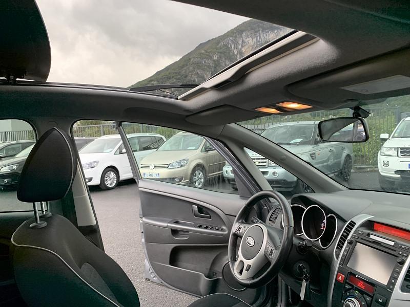 Photo 5 de l'offre de KIA VENGA 1.6 CRDI115 FAP GRANDE VITA à 7490€ chez Help car