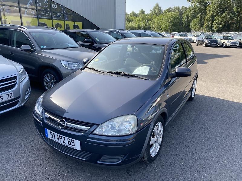 Opel CORSA 1.2 TWINPORT CITY 3P Essence BLEU Occasion à vendre
