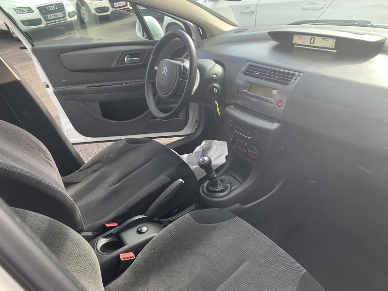 Photo 3 de l'offre de CITROEN C4 1.6 HDI92 PACK AMBIANCE à 4690€ chez Help car