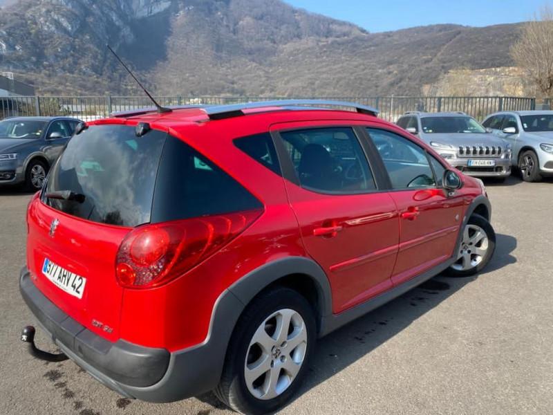 Photo 3 de l'offre de PEUGEOT 207 SW 1.6 VTI 16V PREMIUM OUTDOOR à 5490€ chez Help car