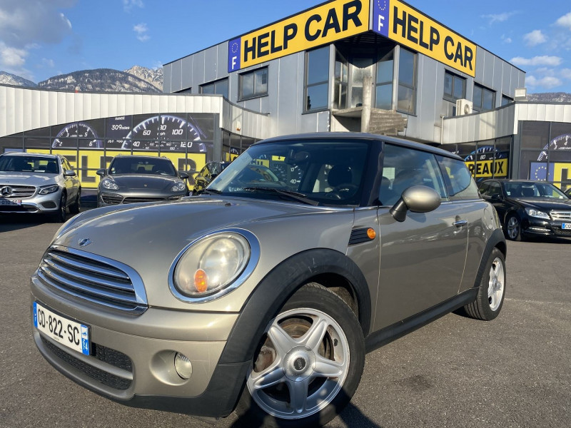 Photo 2 de l'offre de MINI MINI COOPER D 110CH à 5990€ chez Help car