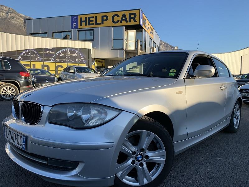 Photo 1 de l'offre de BMW SERIE 1 (E81/E87) 116D 115CH EDITION CONFORT 3P à 6990€ chez Help car