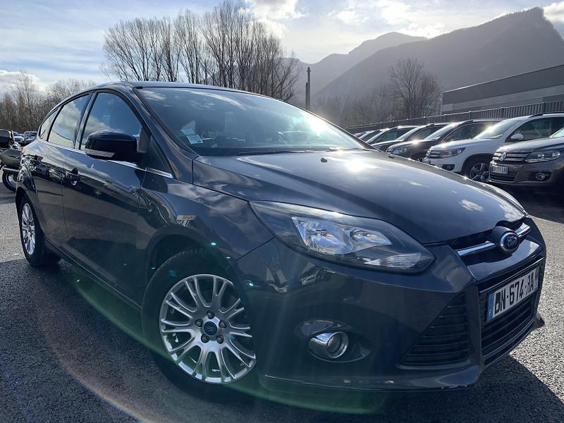 Ford FOCUS 1.6 TDCI 115CH FAP STOP&START TITANIUM 5P Diesel GRIS F Occasion à vendre