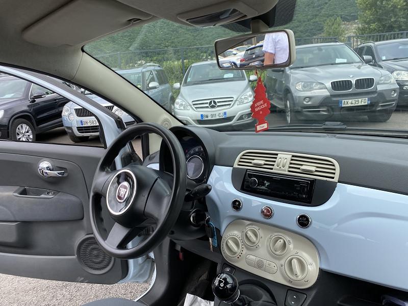 Photo 4 de l'offre de FIAT 500 1.3 MULTIJET 16V 75CH DPF POP à 5990€ chez Help car