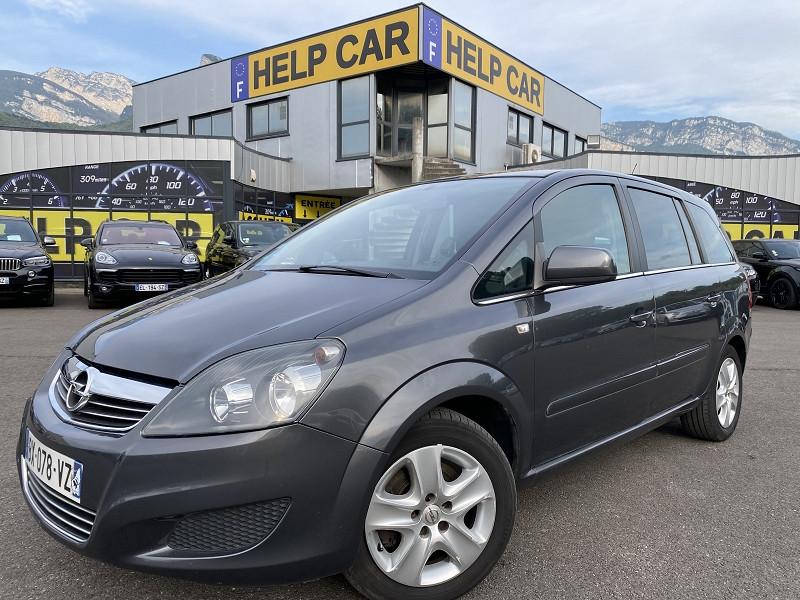 Opel ZAFIRA 1.7 CDTI 110CH FAP EDITION Diesel GRIS F Occasion à vendre
