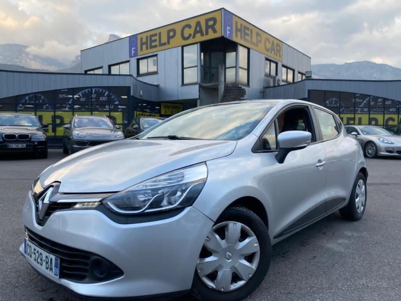 Renault CLIO IV 1.5 DCI 75CH BUSINESS ECO² Diesel GRIS Occasion à vendre
