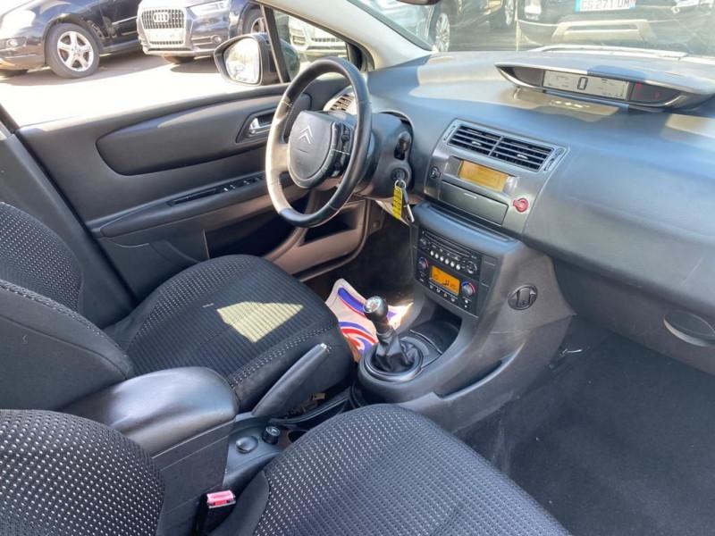 Photo 4 de l'offre de CITROEN C4 1.6 HDI92 COLLECTION à 5490€ chez Help car