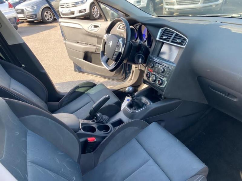 Photo 4 de l'offre de CITROEN C4 1.6 E-HDI110 FAP EXCLUSIVE  5P à 5990€ chez Help car