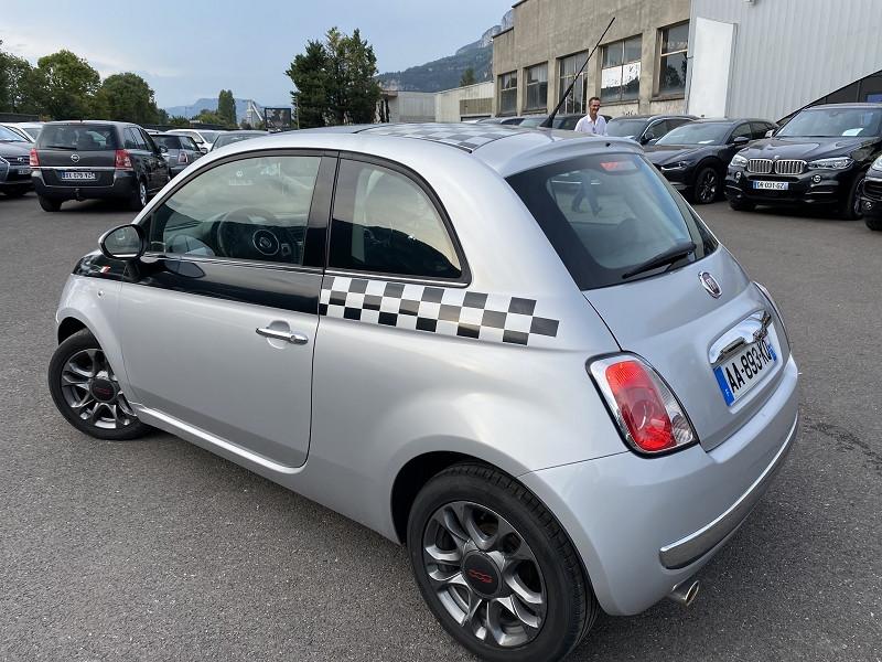 Photo 2 de l'offre de FIAT 500 1.3 MULTIJET 16V 75CH DPF SPORT à 5490€ chez Help car