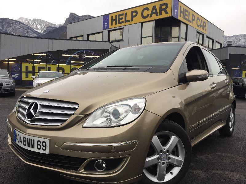 Photo 1 de l'offre de MERCEDES-BENZ CLASSE B (T245) 180 CDI à 7990€ chez Help car