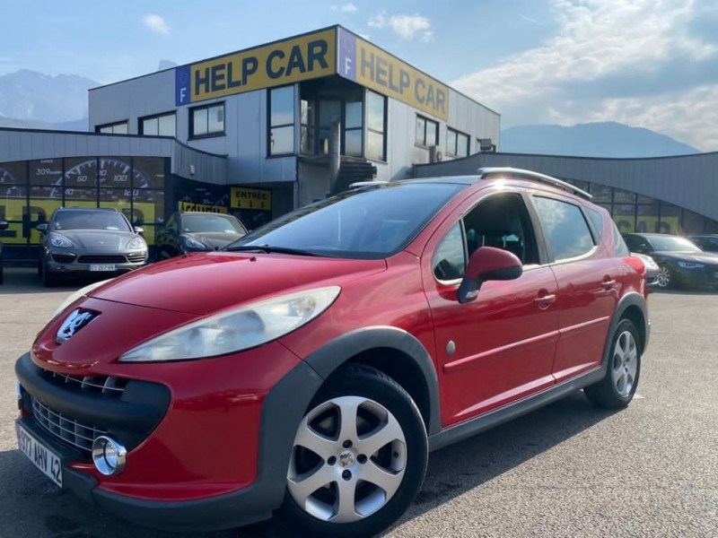 Photo 1 de l'offre de PEUGEOT 207 SW 1.6 VTI 16V PREMIUM OUTDOOR à 5490€ chez Help car