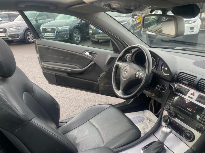 Photo 4 de l'offre de MERCEDES-BENZ CLASSE C COUPE SPORT (CL203) 200 CDI BA SPORT à 7990€ chez Help car