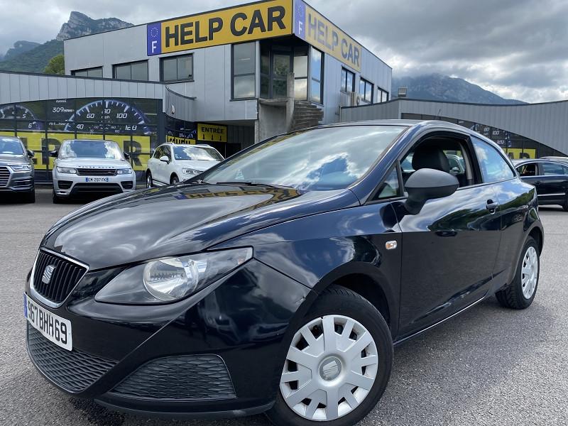 Photo 1 de l'offre de SEAT IBIZA 1.2 12V 70CH FRESH 3P à 4990€ chez Help car