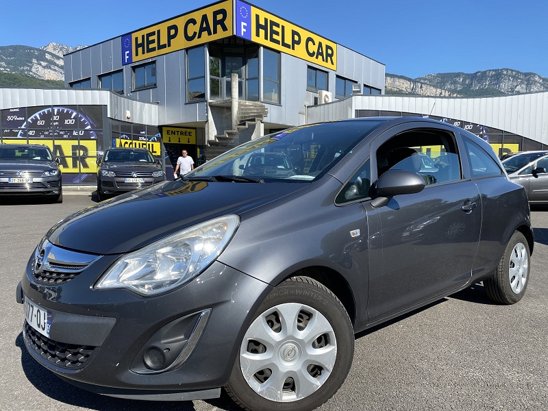 Opel CORSA 1.3 CDTI75 FAP EDITION 3P Diesel GRIS F Occasion à vendre