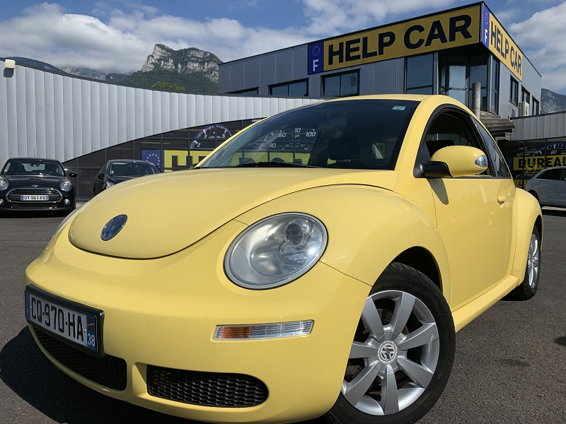 Photo 1 de l'offre de VOLKSWAGEN BEETLE 1.4 75CH FANCY à 4990€ chez Help car