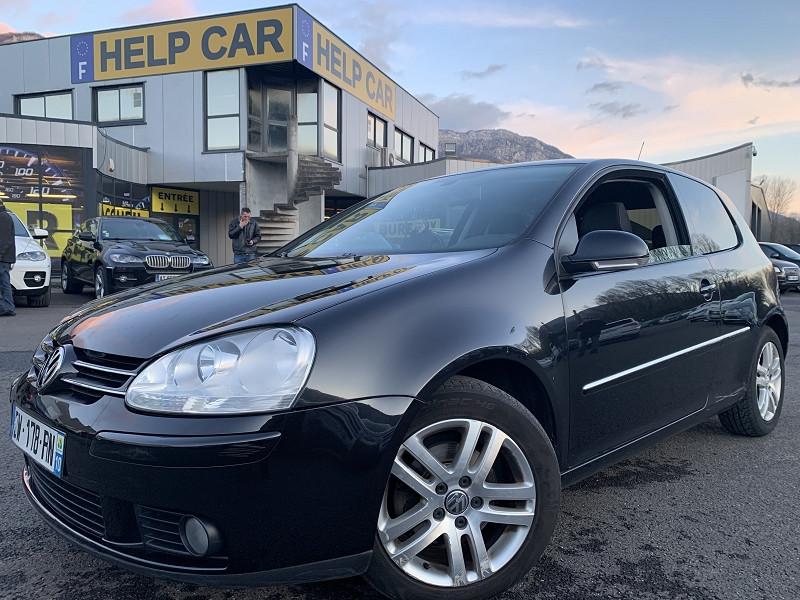 Volkswagen GOLF V 1.9 TDI 90CH CONFORTLINE 3P Diesel NOIR Occasion à vendre