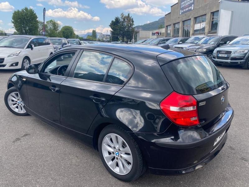 Photo 2 de l'offre de BMW SERIE 1 (E81/E87) 118D 143CH CONFORT 5P à 6490€ chez Help car