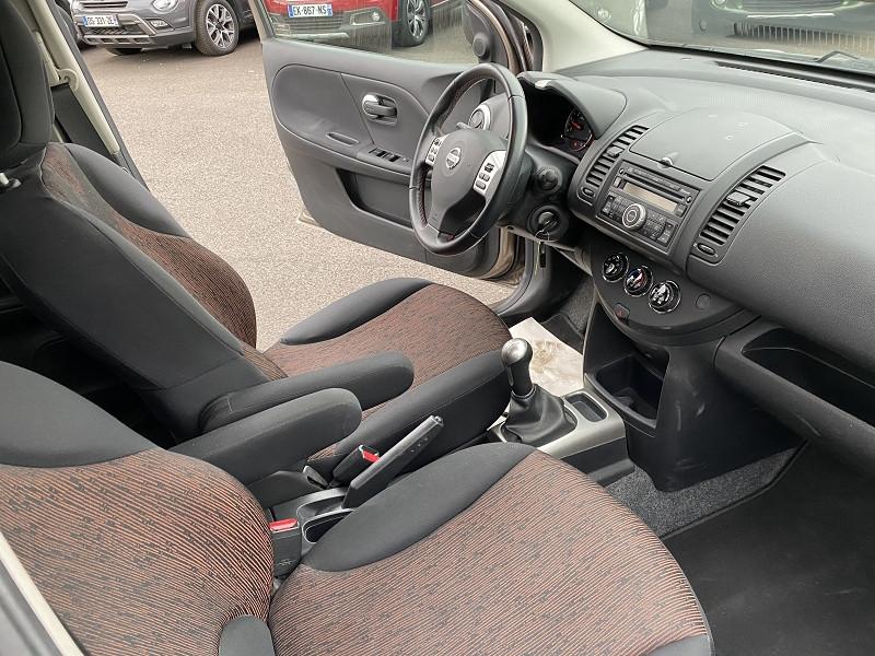 Photo 4 de l'offre de NISSAN NOTE 1.5 DCI 90CH FAP LIFE+ EURO5 à 5490€ chez Help car