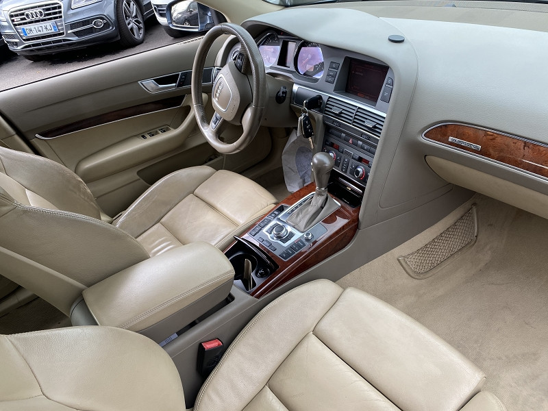 Photo 3 de l'offre de AUDI A6 3.0 V6 TDI 225CH DPF AMBITION LUXE QUATTRO TIPTRONIC à 6990€ chez Help car
