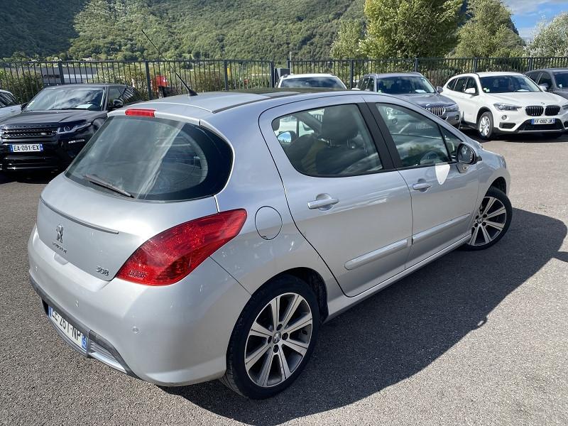 Photo 3 de l'offre de PEUGEOT 308 2.0 HDI FAP ALLURE 5P à 6490€ chez Help car
