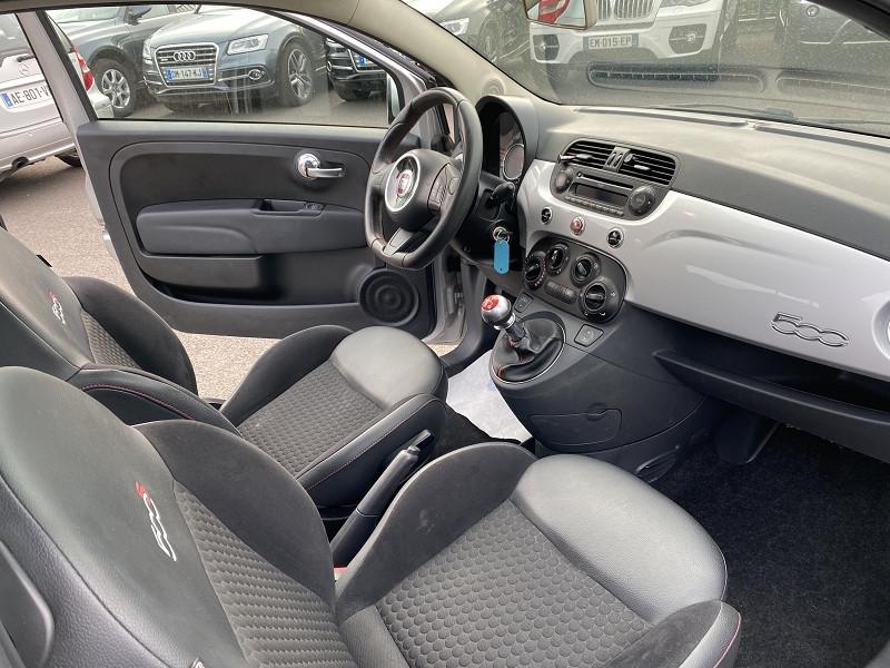 Photo 3 de l'offre de FIAT 500 1.3 MULTIJET 16V 75CH DPF SPORT à 5490€ chez Help car