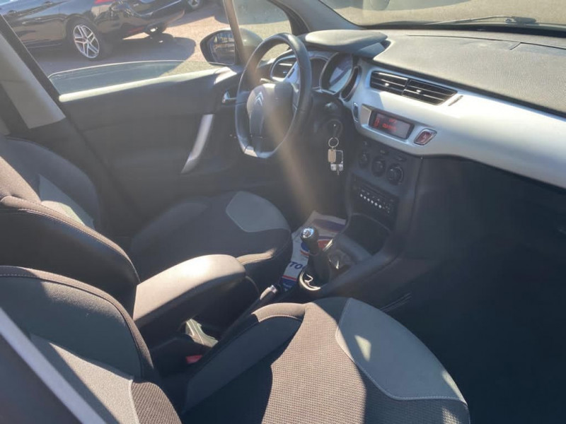 Photo 2 de l'offre de CITROEN C3 1.4 HDI70 FAP CONFORT à 5990€ chez Help car