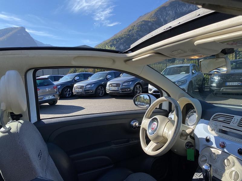 Photo 4 de l'offre de FIAT 500C 1.2 8V 69CH S&S LOUNGE DUALOGIC à 8490€ chez Help car