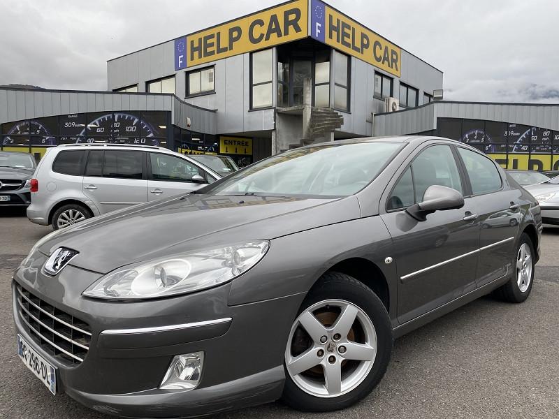 Peugeot 407 1.6 HDI110 CONFORT PACK FAP Diesel GRIS Occasion à vendre