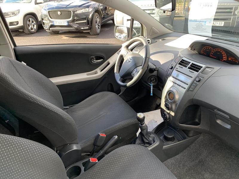 Photo 2 de l'offre de TOYOTA YARIS 90 D-4D CONFORT PACK 3P à 4990€ chez Help car