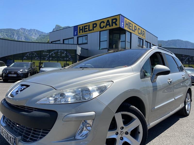 Photo 1 de l'offre de PEUGEOT 308 SW 1.6 HDI110 FELINE à 4990€ chez Help car