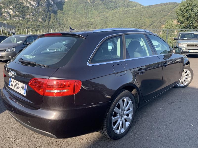 Photo 3 de l'offre de AUDI A4 AVANT 2.0 TDI 143CH DPF AMBITION LUXE MULTITRONIC à 8490€ chez Help car