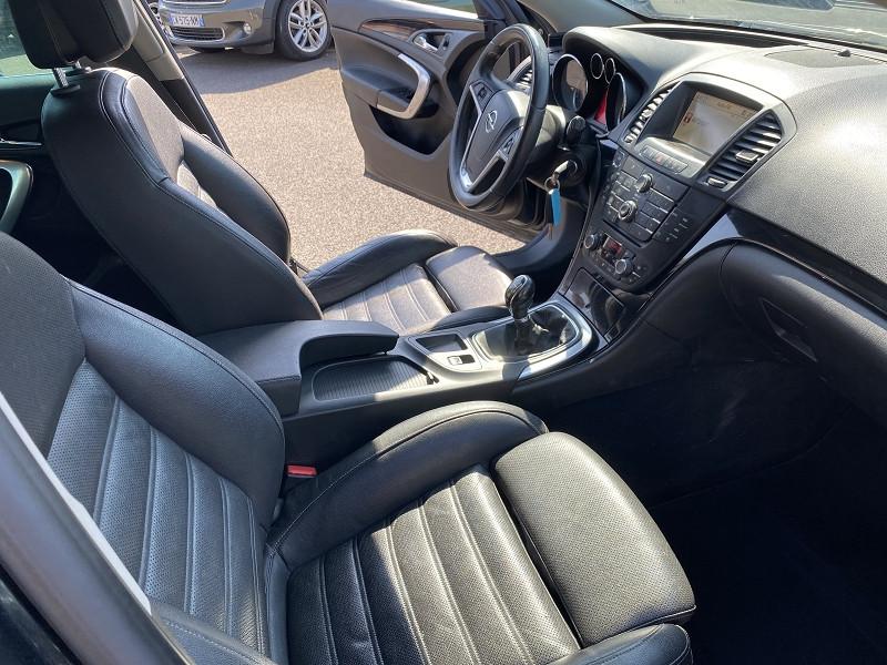 Photo 4 de l'offre de OPEL INSIGNIA SP TOURER 2.0 CDTI ECOFLEX 140CH COSMO START&STOP à 7990€ chez Help car