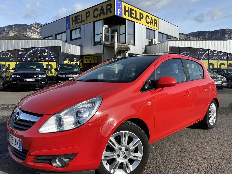 Opel CORSA 1.3 CDTI90 COSMO 5P Diesel ROUGE  Occasion à vendre