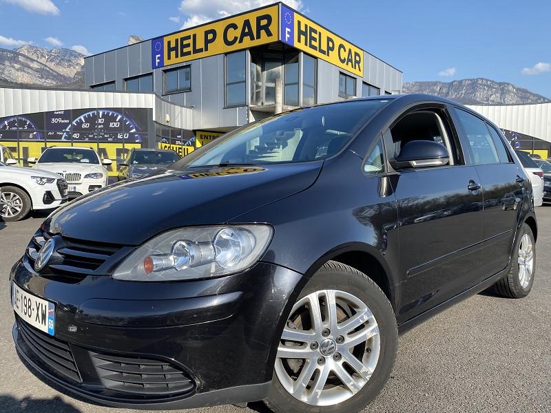 Volkswagen GOLF PLUS 1.9 TDI 105CH DPF CONFORTLINE DSG7 Diesel NOIR Occasion à vendre