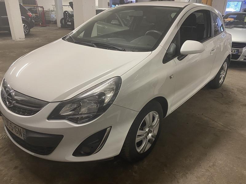 Opel CORSA 1.0 65CH COOL LINE 3P Essence BLANC Occasion à vendre