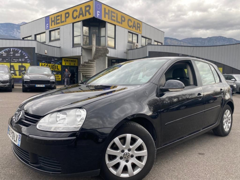 Photo 1 de l'offre de VOLKSWAGEN GOLF V 1.4 80CH UNITED 5P à 3990€ chez Help car