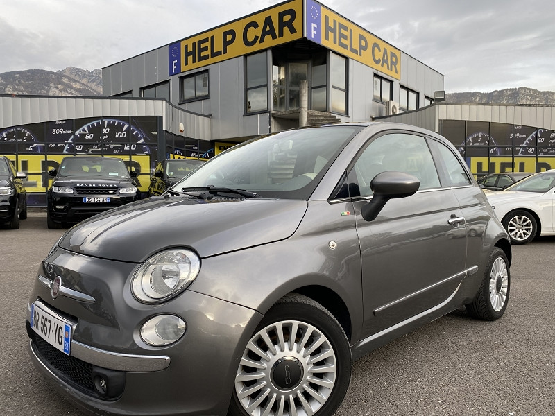 Photo 1 de l'offre de FIAT 500 0.9 8V TWINAIR 85CH S&S LOUNGE à 7990€ chez Help car
