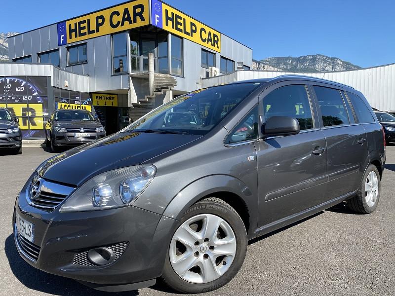 Opel ZAFIRA 1.7 CDTI110 FAP 111 7PL Diesel GRIS F Occasion à vendre