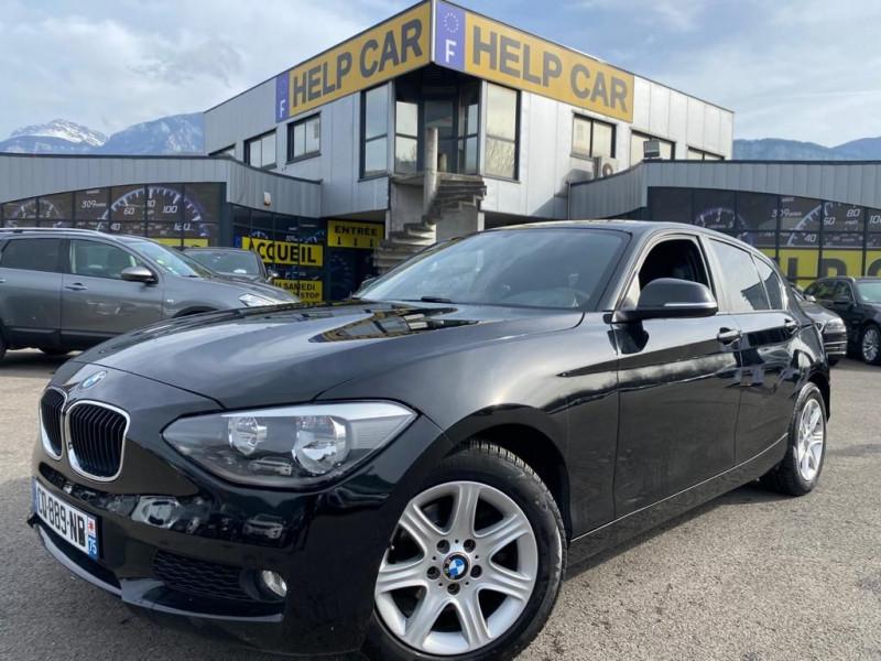 Photo 1 de l'offre de BMW SERIE 1 (F21/F20) 116DA 116CH LOUNGE PLUS 5P à 10990€ chez Help car
