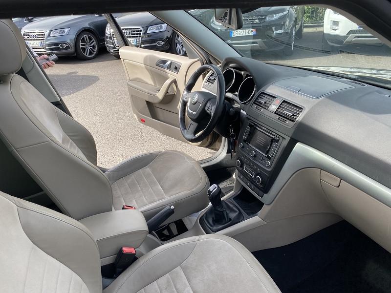 Photo 2 de l'offre de SKODA YETI 2.0 TDI140 CR AMBITION 4X4 à 11990€ chez Help car
