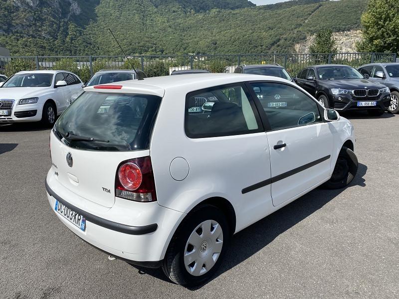 Photo 2 de l'offre de VOLKSWAGEN POLO 1.4 TDI 70CH 3P à 4490€ chez Help car