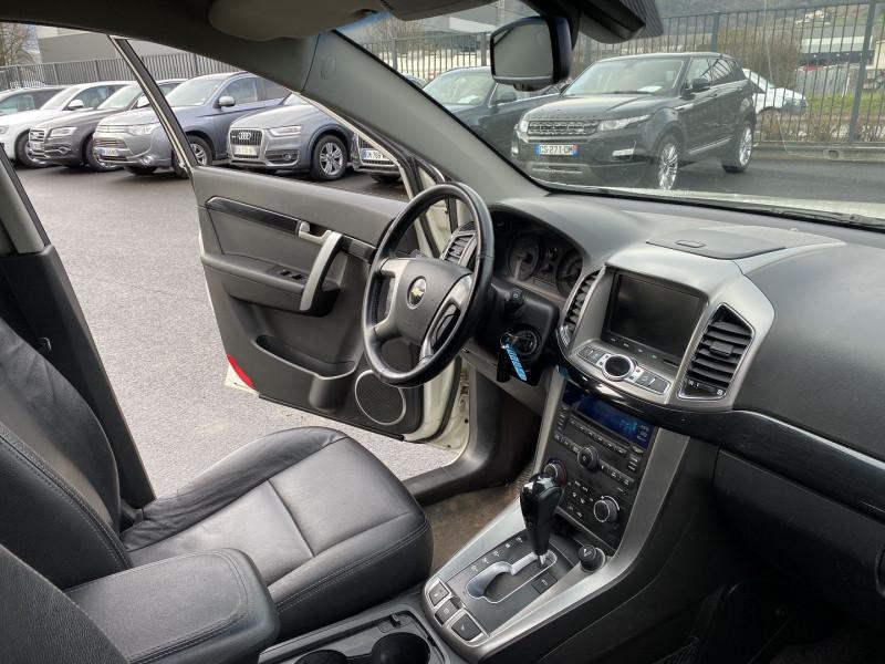 Photo 3 de l'offre de CHEVROLET CAPTIVA 2.2 VCDI184 LTZ BA AWD 7PL à 9990€ chez Help car