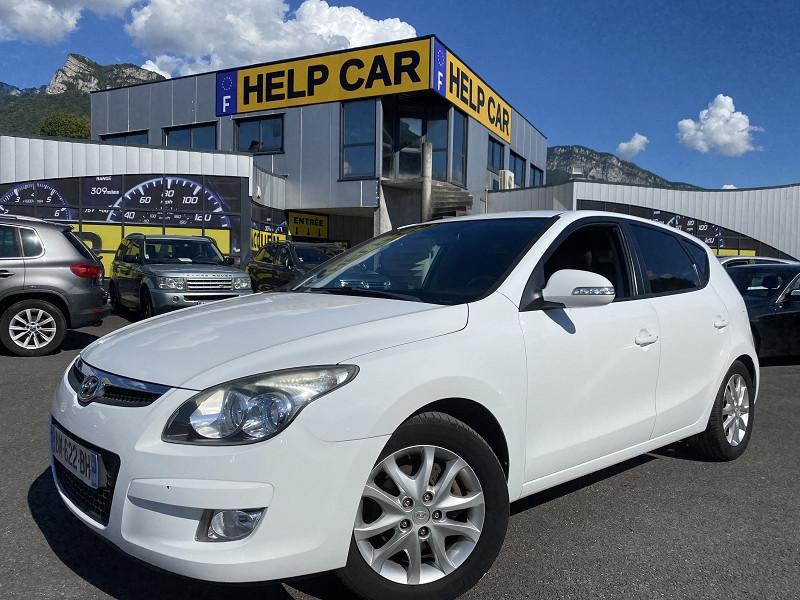 Hyundai I30 1.6 CRDI115 PACK SENSATION BLUEDRIVE 5P Diesel BLANC Occasion à vendre
