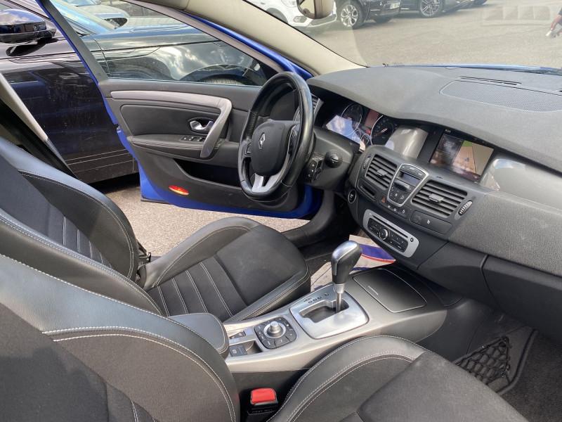 Photo 4 de l'offre de RENAULT LAGUNA III ESTATE 1.5 DCI 110CH BUSINESS EDC ECO² à 7990€ chez Help car