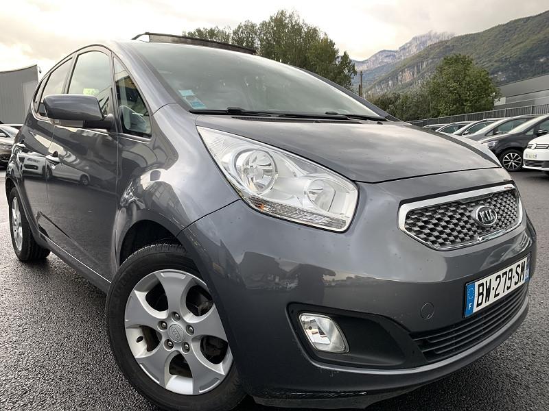 Photo 2 de l'offre de KIA VENGA 1.6 CRDI115 FAP GRANDE VITA à 7490€ chez Help car