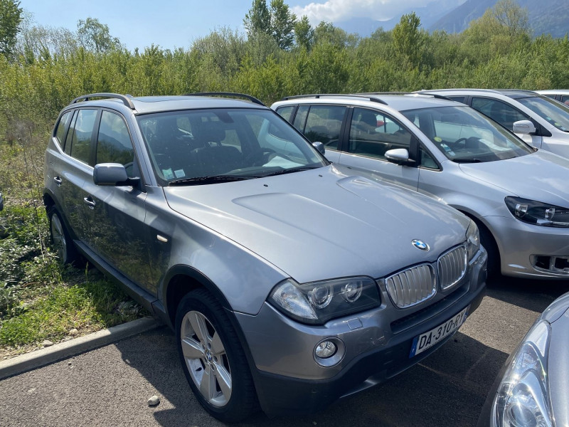 Photo 1 de l'offre de BMW X3 (E83) 3.0SDA 286CH LUXE à 8490€ chez Help car