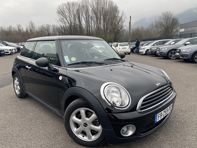 Photo 1 de l'offre de MINI MINI ONE 95CH à 8490€ chez Help car